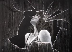 εύθραυστες γυάλινες ψυχές